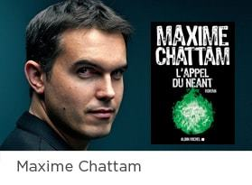 ebooks Maxime Chattam