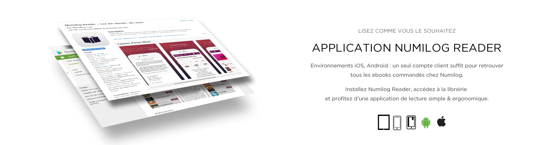 application de lecture ebooks ipad ios android et liseuse