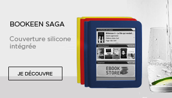 liseuse ebook - bookeen saga